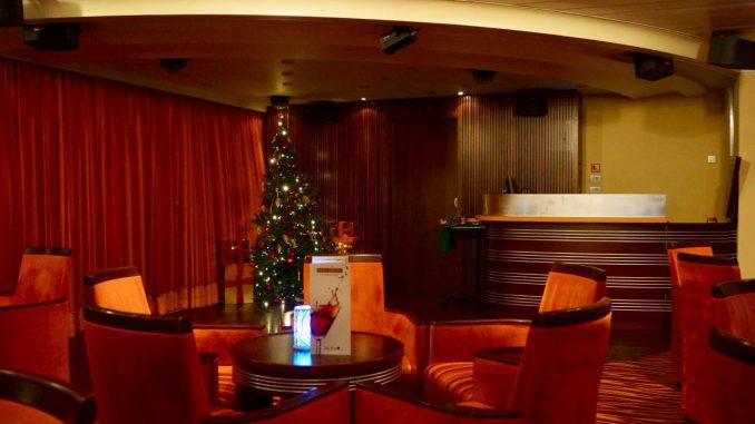Die Lounge der A-ROSA VIVA