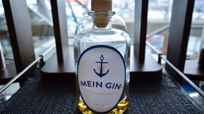 An der Diamant Bar kann man auch seinen eigenen Gin kreieren