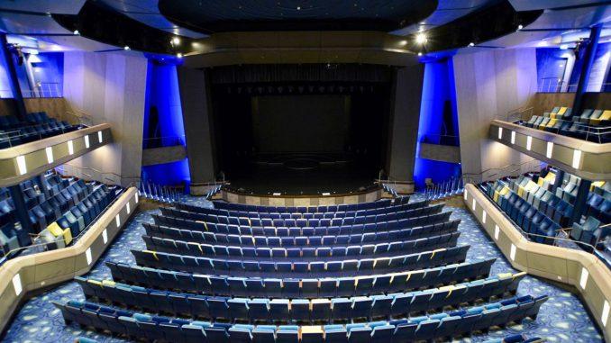 Das Theater bietet Platz für rund 1000 Gäste