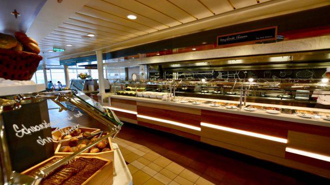 Das Buffetrestaurant Anckelmannsplatz
