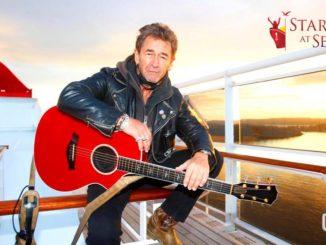 Stars at Sea: Peter Maffay auf der Queen Mary 2