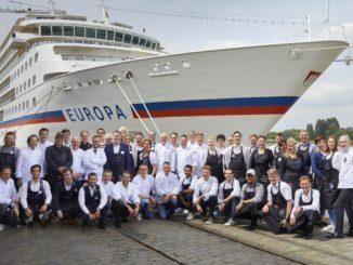 Mehr als 30 Akteure der Spitzengastronomie nahmen 2018 an Europas Beste teil. Foto: Hapag-Lloyd Cruises
