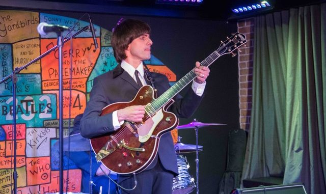 Beatles Coverband im The Cavern Club