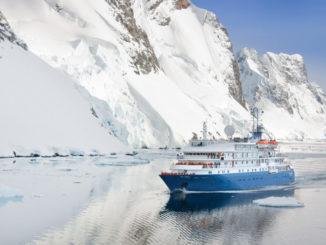 Poseidon Expeditions will keine Spuren bei Landgängen hinterlassen. Foto: Poseidon Expeditions