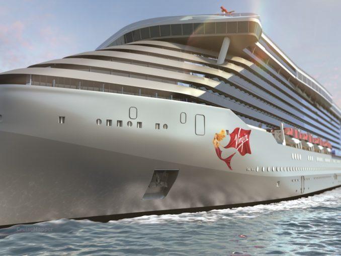 Das Design der Lady Ships ist von Superyachten inspiriert. Grafik: Virgin Voyages