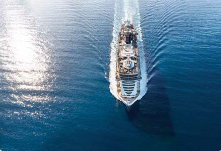 Die MSC Seaview. Grafik: MSC Kreuzfahrten