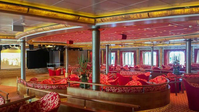 Die Europa Lounge