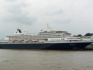 MS Prinsendam (MS Amera) in Hamburg
