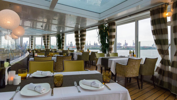 Das Spezialitätenrestaurant Canaletto