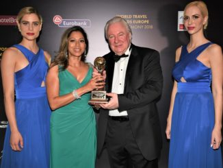 Norwegian Cruise Line erhält den World Travel Award Europe's Leading Cruise Line. Foto: Norwegian Cruise Line