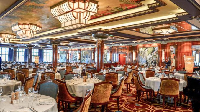 Der Grand Pacific Dining Room