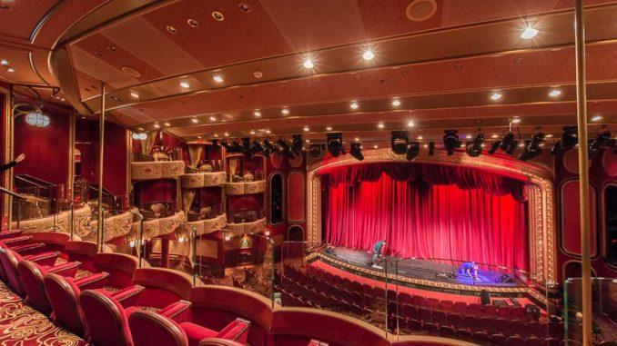 Das Royal Court Theatre verfügt über 16 Logen