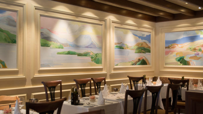 Das italienische Bedienrestaurant Casa Nova