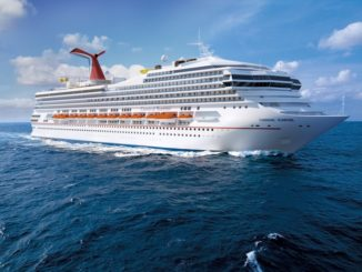 So soll die Carnival Sunrise aussehen. Grafik: Carnival Cruise Line