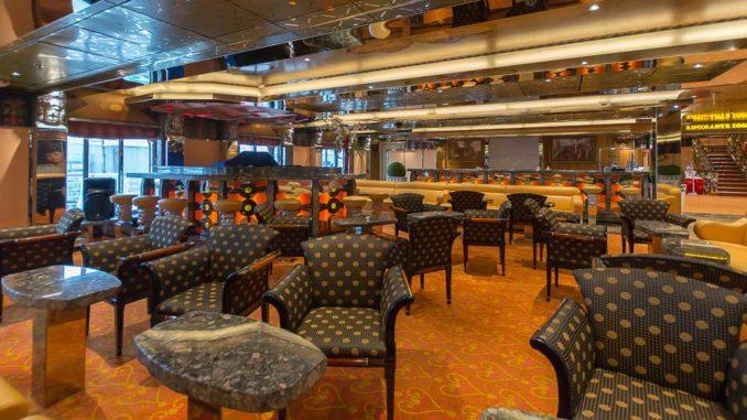Die Bar und Lounge Dioniso