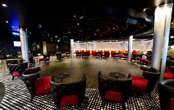 Bliss Lounge der Norwegian Jade