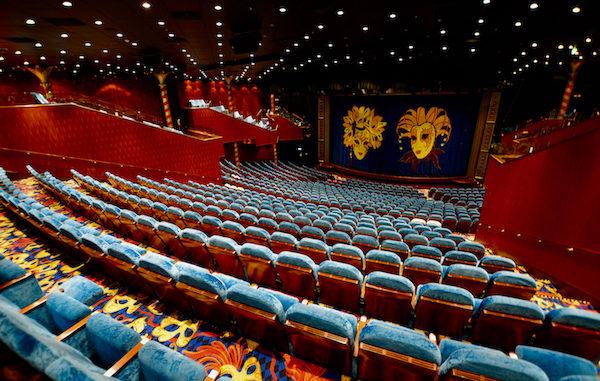 Das Theater der Norwegian Jade