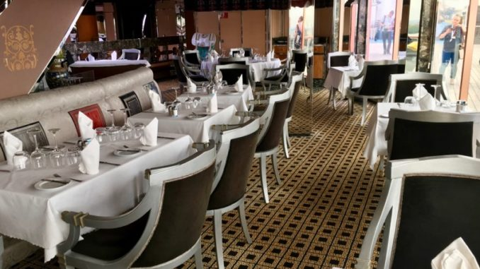 Das Exklusivrestaurant Club Medusa
