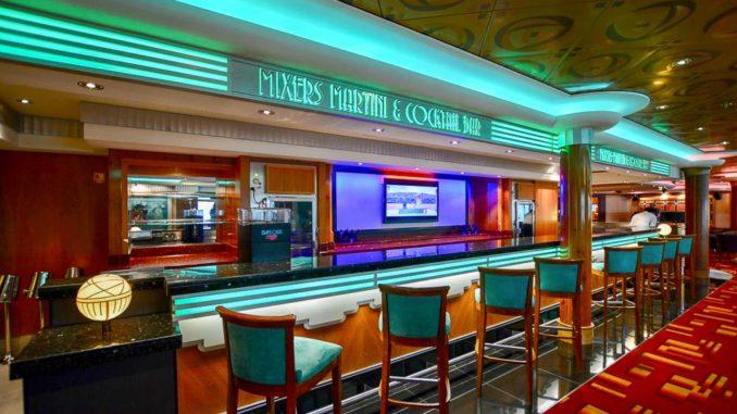 Die Mixers Martini & Cocktail Bar