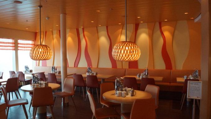 Familienfreundlich: Das Fuego Buffetrestaurant