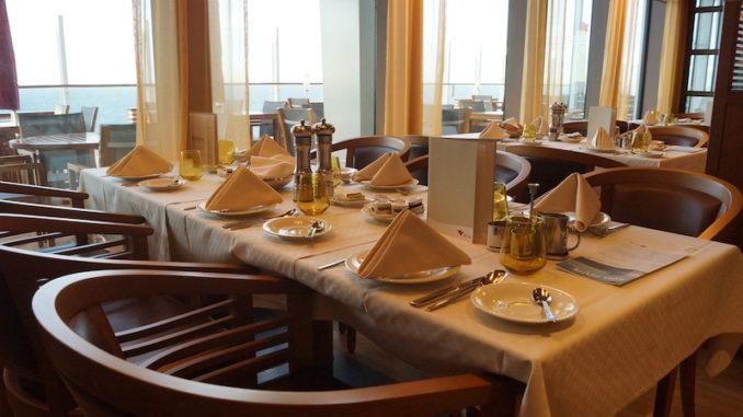 Gemütlich eingerichtet: Das Buffalo Steak House