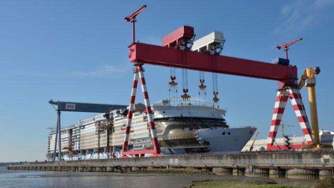 Die Oasis Class wächst auf sechs Schiffe. Foto: Royal Caribbean