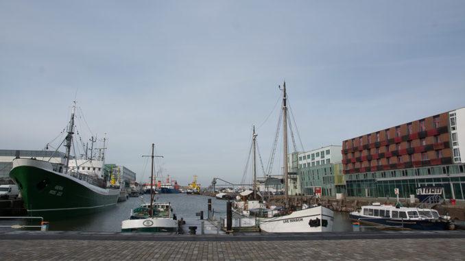 Schaufenster Fischereihafen