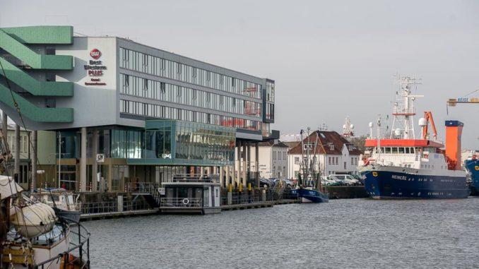 Unser Best Western Plus Hotel Bremerhaven