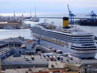 Genua wird neuer Anlaufhafen der Costa Fortuna. Foto: Costa Cruises