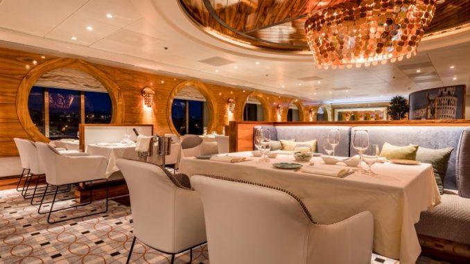 Aus dem Richards - Feines Essen ist das La Spezia geworden. Foto: TUI Cruises