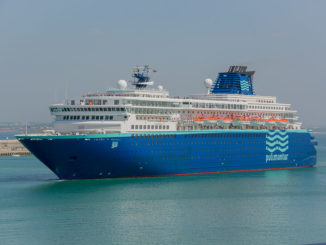 Die Zenith von Pullmantur Cruises