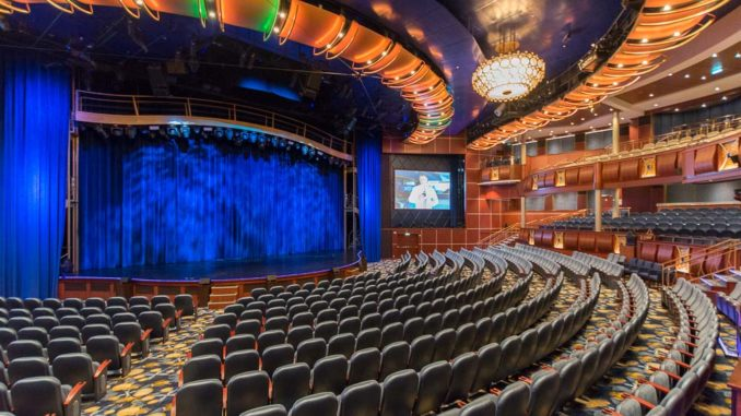 Theater der Symphony of the Seas