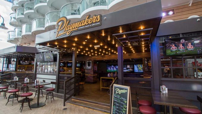 Playmakers Bar and Arcade