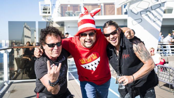 Nach der Full Metal Cruise startet der Jeckliner. Foto: TUI Cruises
