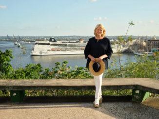 Martha Stewart und MSC Cruises kooperieren künftig. Foto: Douglas Friedman
