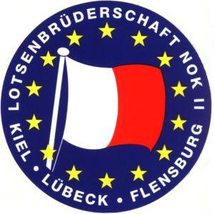 Das Logo der Lotsenbrüderschaft. Grafik: LBS NOK II
