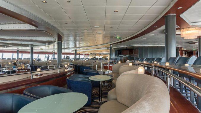 Spinnaker Lounge der Norwegian Pearl