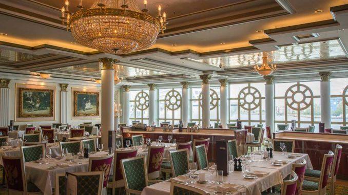 Hauptrestaurant Summer Palace