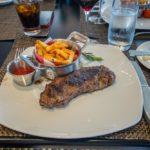 Steak im Cagney's