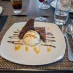 Dessert im Cagney's