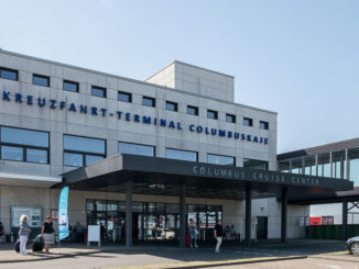 Das Columbus Cruise Center Bremerhaven