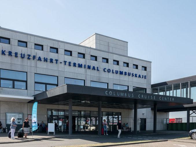 Das Columbus Cruise Center Bremerhaven