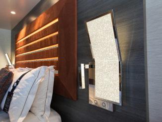 MSC Bellissima bekommt eine Swarovski-Kabine. Foto: MSC Cruises