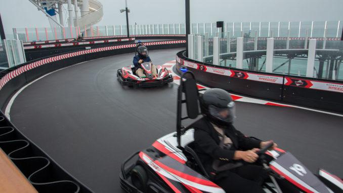 Norwegian Encore Speedway