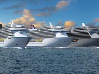 Die Universal Class für Genting. Grafik: MV Werften