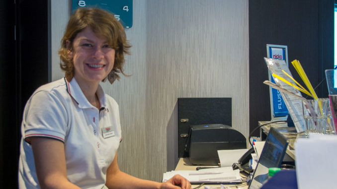 Annette Kasel (Kreuzfahrtleitung bei nicko cruises)