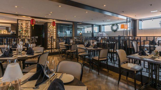 Manhattan Restaurant auf der nickoVISION