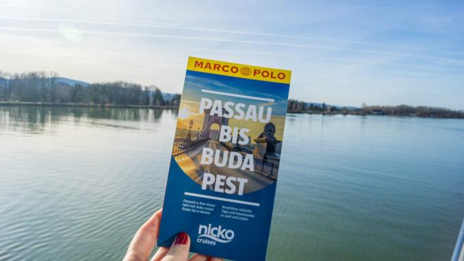Die nickoVISION befährt die gesamte Donau, manchmal sogar bis zum Donaudelta