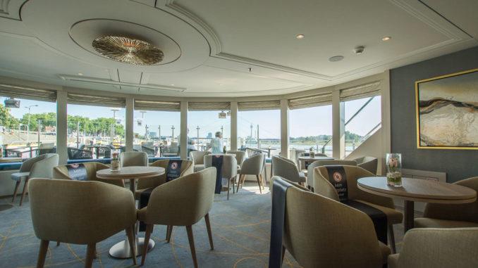 Panoramablick aus der Lounge heraus
