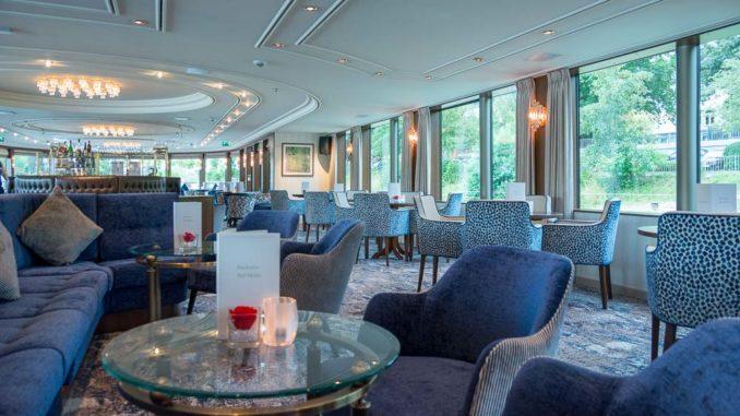 Panorama Lounge der MS INSPIRE